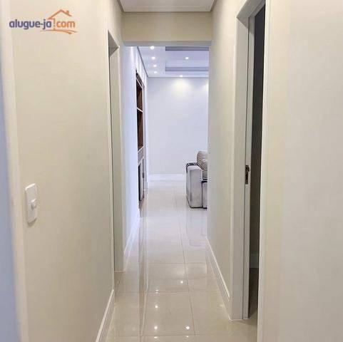 Apartamento com 3 dormitórios à venda, 100 m² por r$ 625.000 - jardim das indústrias - são - Foto 2