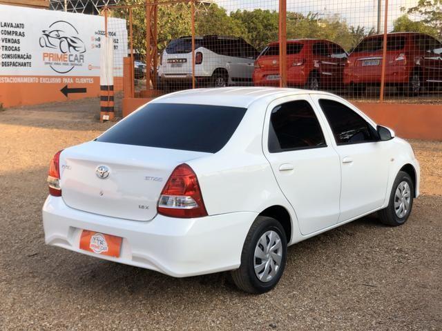 Toyota - Etios 1.5 X Sedan - Automático 2018 - Foto 7
