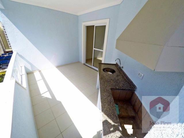 Apartamento à venda, 90 m² por r$ 500.000,00 - indaiá - caraguatatuba/sp - Foto 6