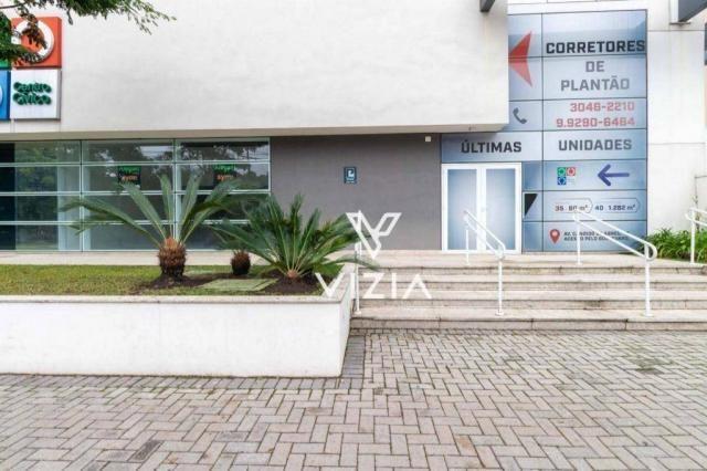 Loja à venda, 274 m² por R$ 2.512.510,00 - Centro Cívico - Curitiba/PR - Foto 2
