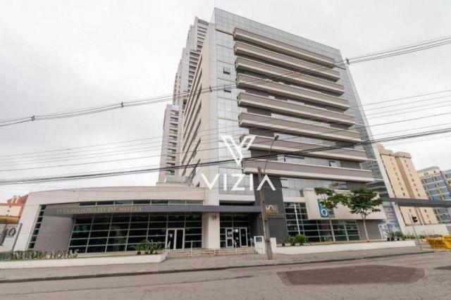 Loja à venda, 274 m² por R$ 2.512.510,00 - Centro Cívico - Curitiba/PR