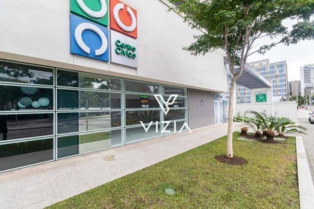 Loja à venda, 274 m² por R$ 2.512.510,00 - Centro Cívico - Curitiba/PR - Foto 3