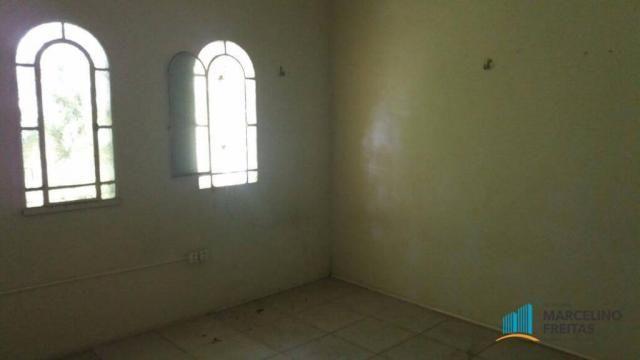 Casa com 4 dormitórios para alugar, 550 m² por R$ 2.809,00/mês - Joaquim Távora - Fortalez - Foto 9