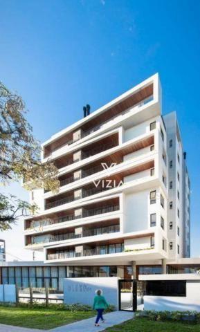 Apartamento à venda, 85 m² por R$ 919.301,00 - Juvevê - Curitiba/PR