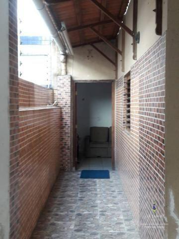 Casa com 4 dormitórios à venda, 167 m² por R$ 350.000 - Pitimbu - Natal/RN - CA0115 - Foto 15