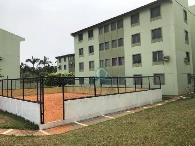 Apartamento com 3 dormitórios à venda, 52 m² por R$ 150.000,00 - Monte Castelo - Campo Gra - Foto 16
