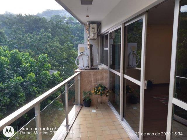 Apartamento com 4 dormitórios à venda, 190 m² por R$ 1.700.000,00 - Cosme Velho - Rio de J - Foto 12