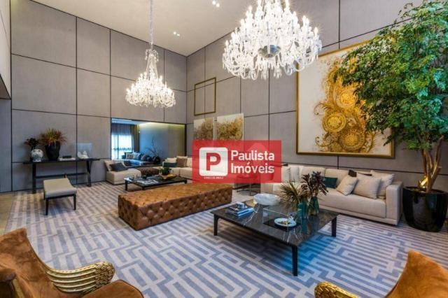 Apartamento com 4 dormitórios à venda, 334 m² por R$ 10.812.247,00 - Vila Olímpia - São Pa - Foto 6
