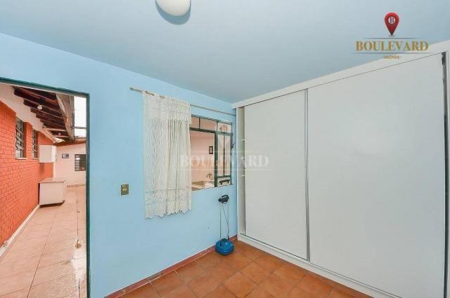 Casa térrea, com 2 dormitórios à venda, 169 m² por R$ 520.000 - Capão da Imbuia - Curitiba - Foto 13