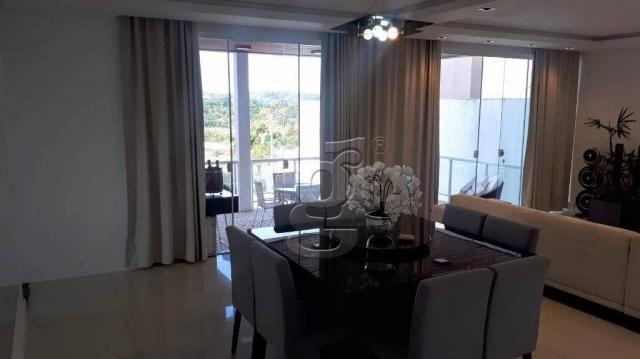 Sobrado com 4 dormitórios à venda, 454 m² por R$ 2.200.000,00 - Condomínio Sun Lake - Lond - Foto 5