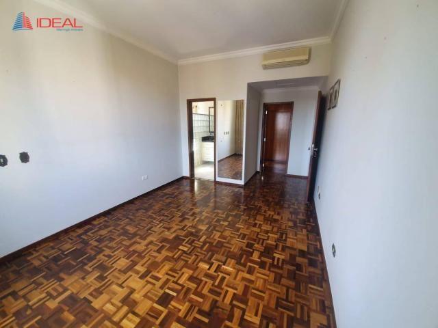 Apartamento com 4 dormitórios para alugar, 240 m² por R$ 2.700,00/mês - Zona 01 - Maringá/ - Foto 14