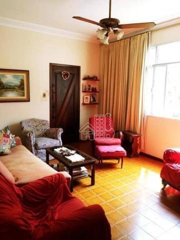 Apartamento com 3 dormitórios à venda, 110 m² por R$ 590.000,00 - São Francisco - Niterói/ - Foto 3