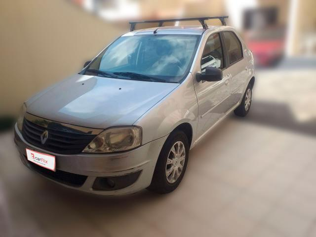 RENAULT LOGAN LOGAN EXPRES./EXP. UP HI-FLEX 1.0 16V 4P