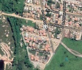 Casa com 2 dormitórios à venda, 63 m² por R$ 55.420 - Pinheiros - Pinheiros/ES