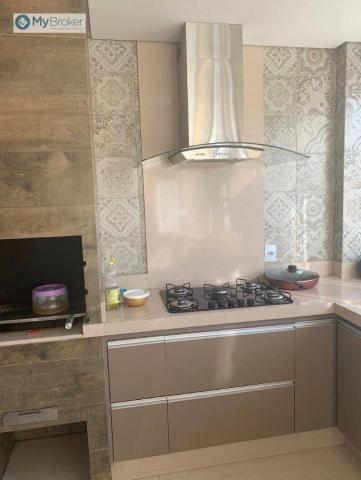 Sobrado com 5 dormitórios à venda, 350 m² por R$ 2.300.000,00 - Jardins Lisboa - Goiânia/G - Foto 5