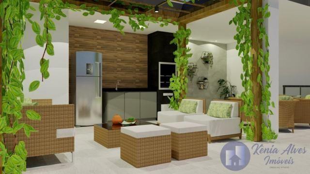 Apartamento para Venda em Volta Redonda, Jardim Belvedere, 3 dormitórios, 1 suíte, 2 banhe - Foto 2