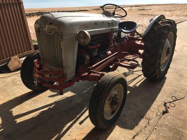 Trator Ford 1954 Jubilee !!! - Foto 4