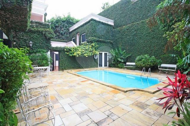 Casa à venda com 5 dormitórios em Cidade jardim, São paulo cod:356-IM305144 - Foto 5