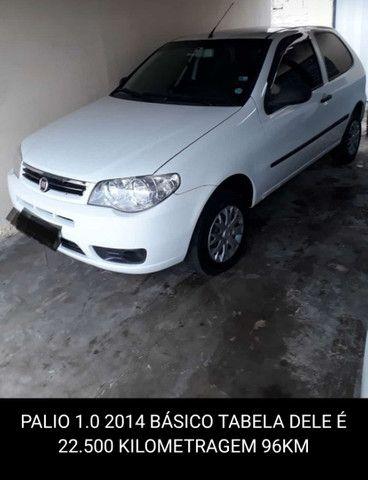 PALIO 2014 2 PORTAS