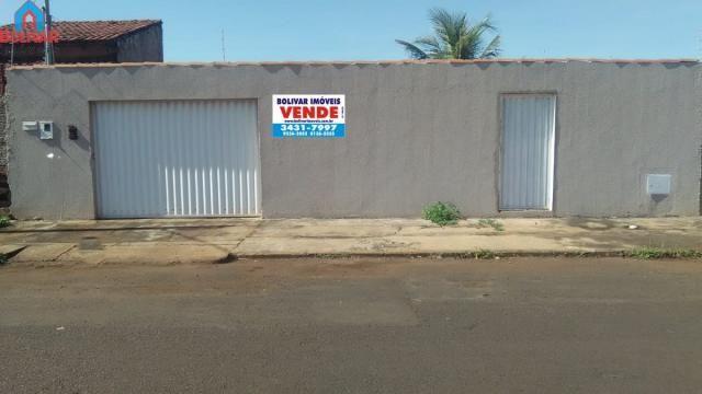 Casa, Cidade Jardim, Itumbiara-GO