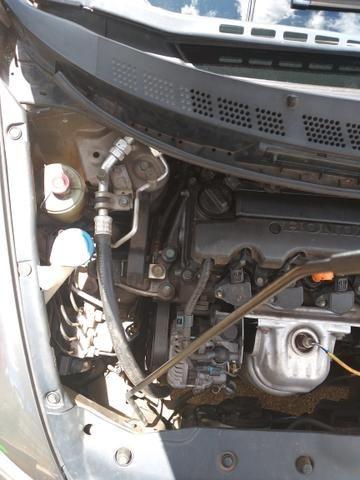 Vende-se Honda Civic Plaza LXS 09/10 1.8 Flex - Foto 12
