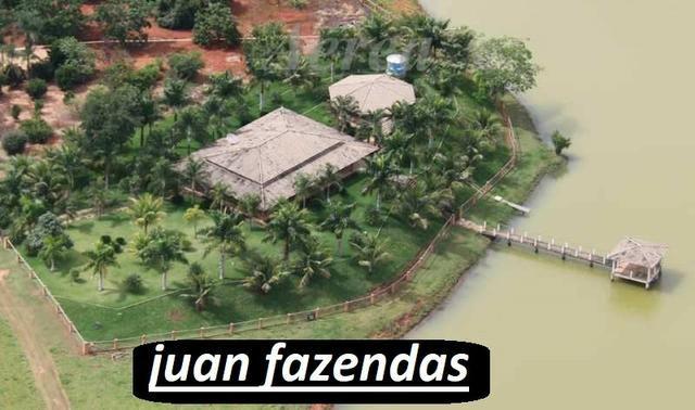 60 Alq. Troca Por Faz. Tocantins Mato Grosso Ou Goias + Acima 400 Alq - Foto 2