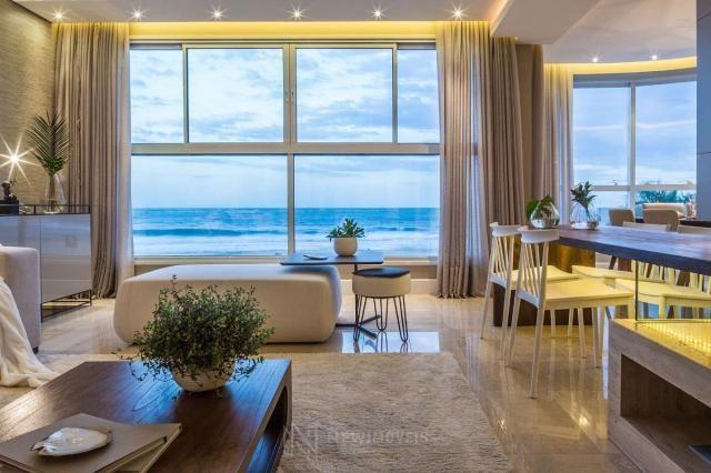 Apartamento com 4 Suítes na Praia Brava - Foto 2
