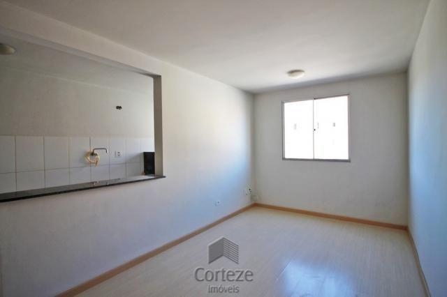 Apartamento 2 quartos no Capão Raso - Foto 2