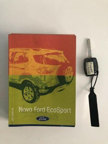 Ecosport Freestyle 1.6 2015, mecânica, couro, revisada na Ford, nova - Foto 15