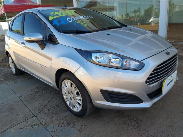 FORD FIESTA 1.6 SE HATCH 16V FLEX 4P MANUAL - Foto 2