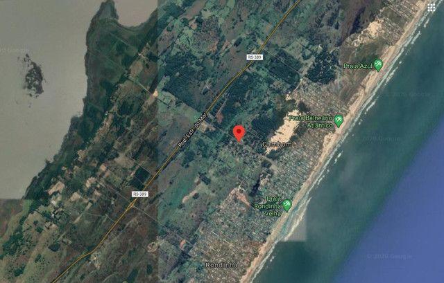 A vista* Terreno no Balneário Atlântico - Em Arroio do Sal - 32.000 direto c proprietário