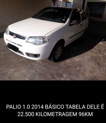 PALIO 2014 2 PORTAS  - Foto 4