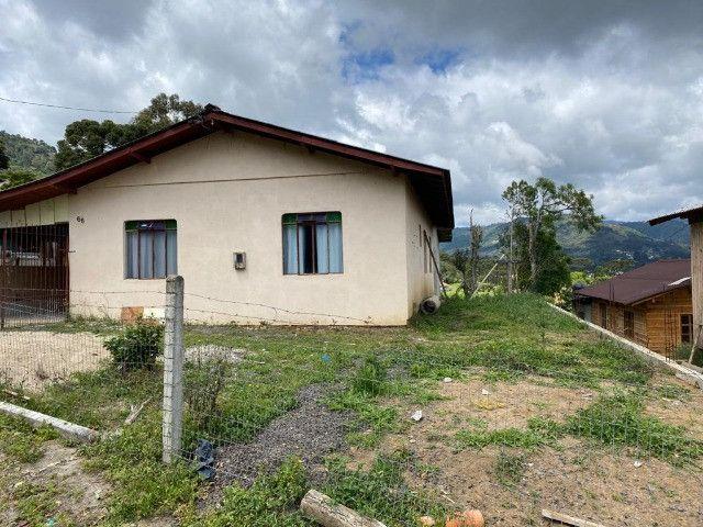 Casa localizada no Bairro Traçado em Urubici