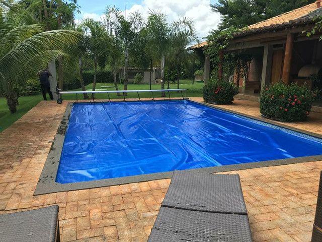 Capa térmica para piscina - Foto 3