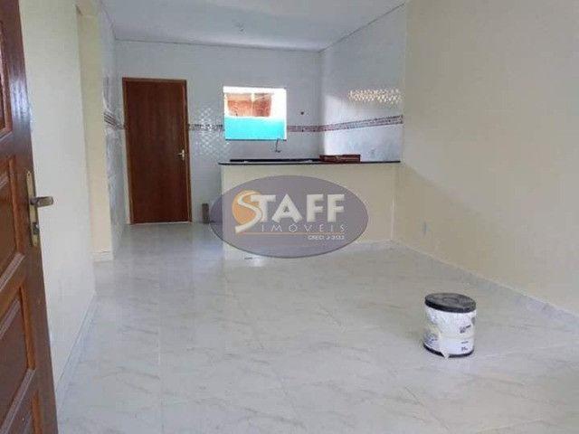 K24- Casas 2 quarto com área Gourmet dentro de condomínio em Unamar - Cabo Frio - Foto 3