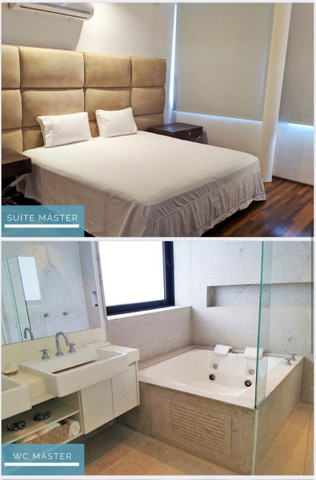Belíssima cobertura de 5 qts com 320 m2 em Angra dos Reis, Frade - Foto 3