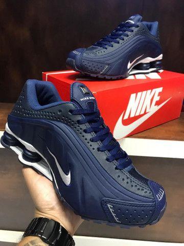 Tênis Nike shox r4 $270 - Foto 3
