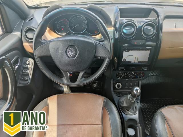 Renault DUSTER Dynamique 4x4 2.0 16V - Foto 8