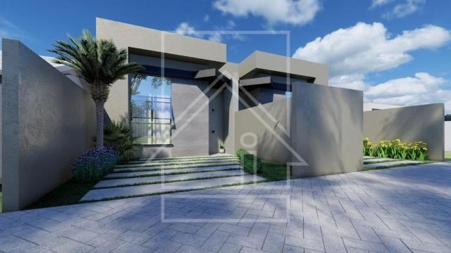 Residências à venda no Jardim Ipê III em Foz!