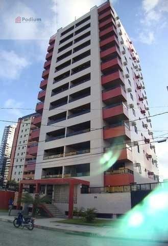 Apartamento à venda com 4 dormitórios em Manaíra, João pessoa cod:39485 - Foto 7