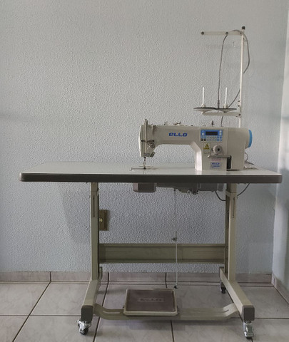 Máquina de Costura Reta Eletrônica  - Foto 3
