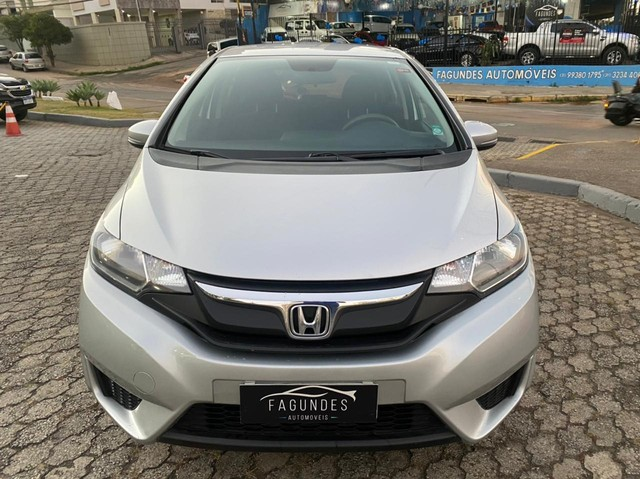 Honda Fit 1.5 16v LX CVT (Flex) - Foto 2