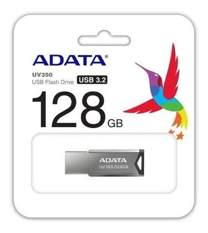 Pen Drive Adata Uv350 3.2 128gb - Foto 2