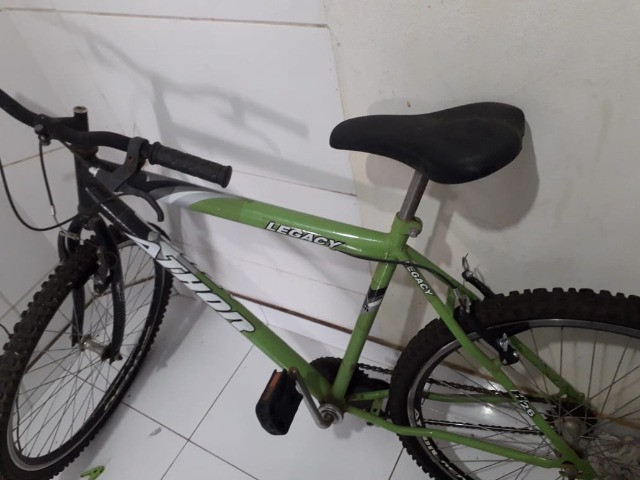 Bicicleta conservada - Foto 2