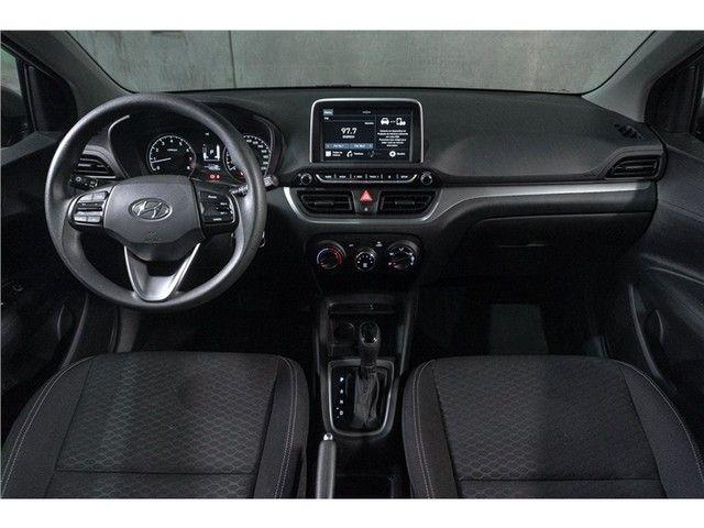 Hyundai Hb20 2020 1.6 16v flex launch edition automático - Foto 7