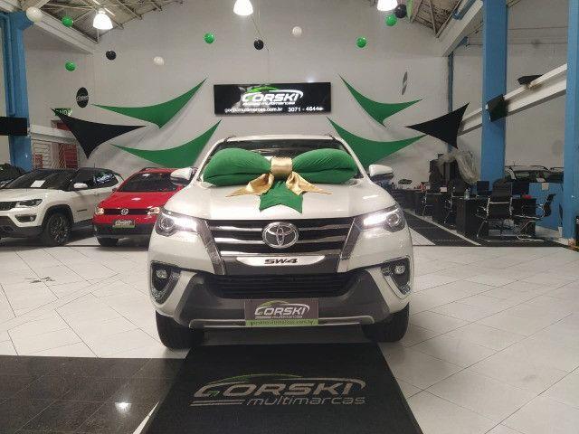 Toyota Hilux SW4 SRX 2.8 4x4 Turbo Diesel Automática 2018