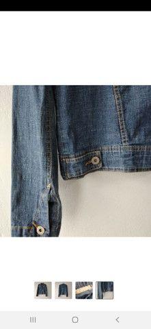 Jaqueta Jeans ST JOHNS BAY Tam. M - Foto 3