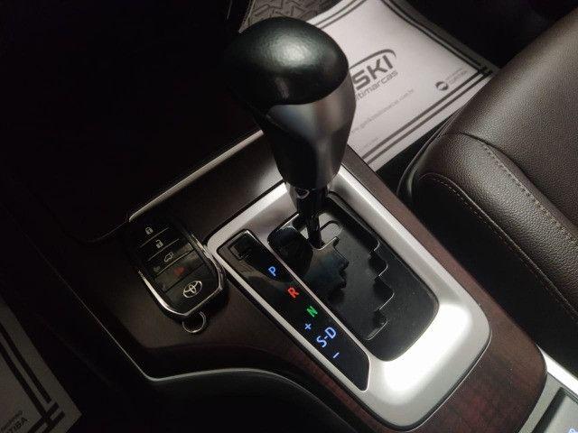 Toyota Hilux SW4 SRX 2.8 4x4 Turbo Diesel Automática 2018 - Foto 12