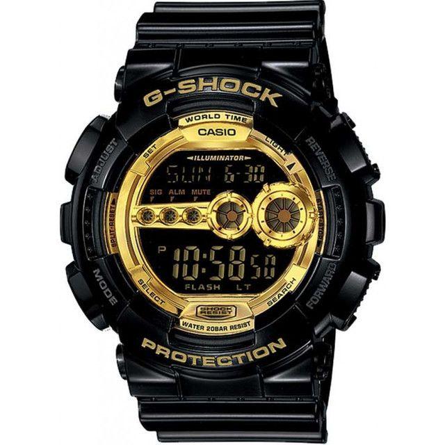 Relógio G Shock GD-100GB-1 Special Color Models