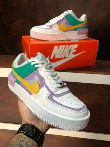 Tênis Nike Air Force one shadow $290  - Foto 3